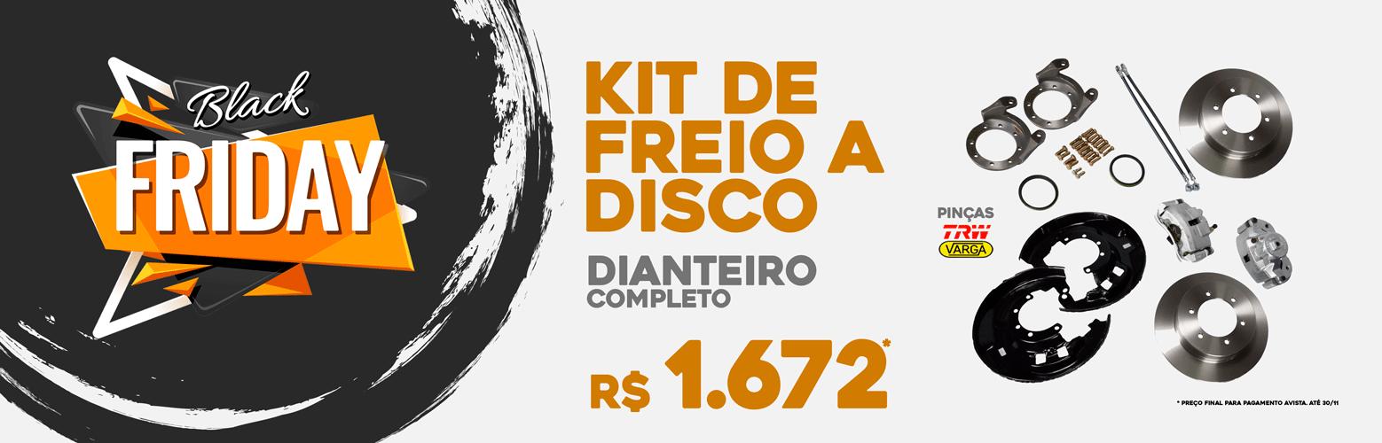 kit freio a disco