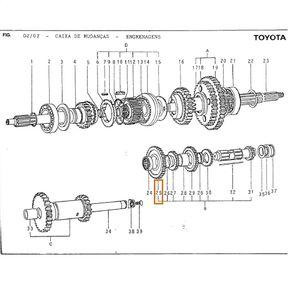 Engrenagem-Da-4ª-Inferior-Ate-1980---Original