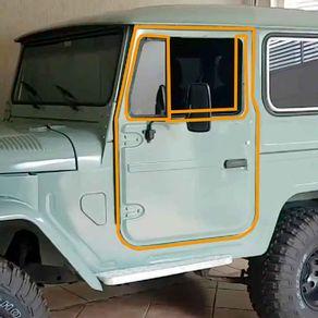Borrachas-Das-Portas-Jeep-Curto-E-Longo-1985-Ate-2001
