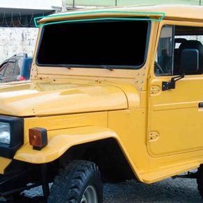Borrachas-Da-Juncao-Do-Teto-E-Cabine---Jeep-Curto