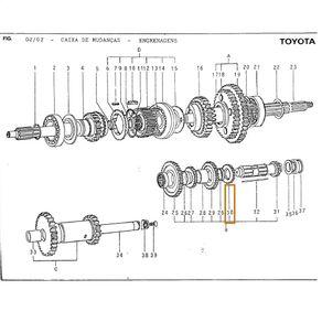Engrenagem-Da-2ª-Inferior-Eixo-4-Varetas---Patral