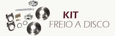 Kit Freio Disco